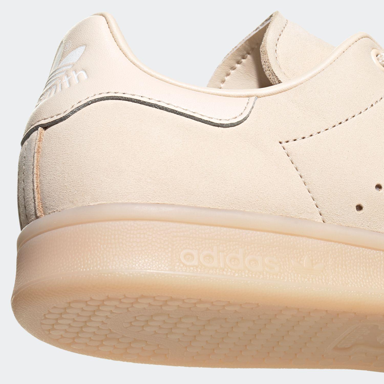 エミ × アディダス オリジナルス スタンスミス emmi × adidas Originals Stan Smith_FZ3644_heel_closeup