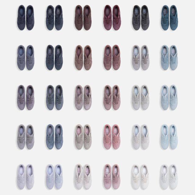 """ロニー・ファイグ/キス × アシックス ゲルライト 3 """"ザ パレット コレクション"""" 全30色 Ronnie Fieg/ KITH x asics Gel-Lyte III """"The Palette Collection"""" 30 colors-all"""