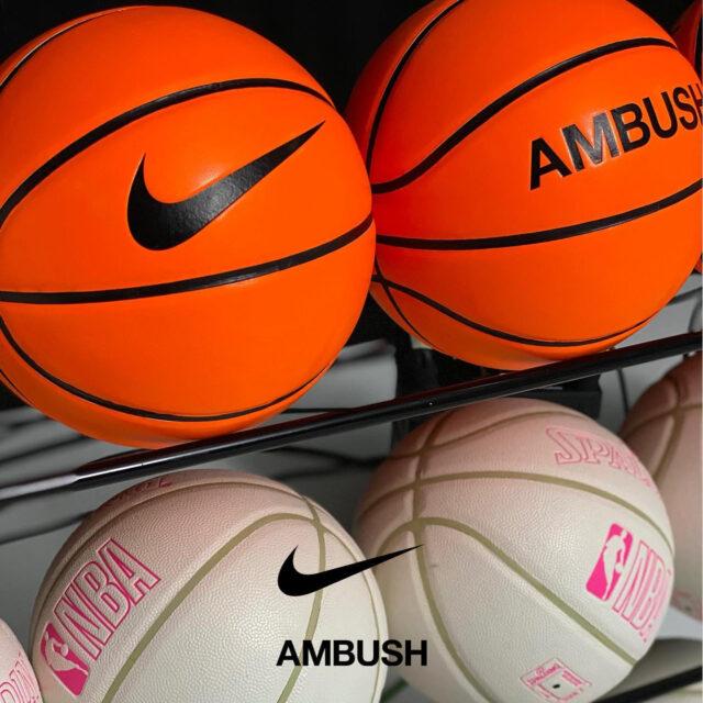 アンブッシュ ナイキ トリプルネーム コラボ アパレル apparel AMBUSH Nike NBA Collab Collection Basketball logo