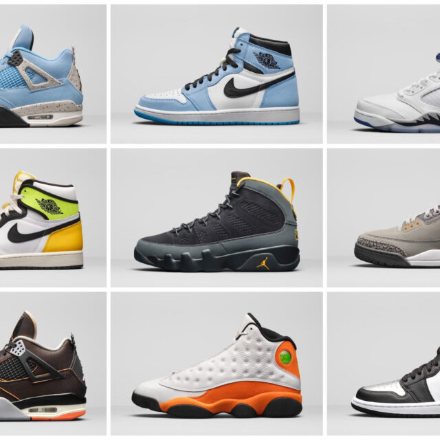 ジョーダン ナイキ 2021年 スプリング 春 新作 コレクション 最新 Jordan Brand Collection Spring 2021 Retro Footwear Sneaker