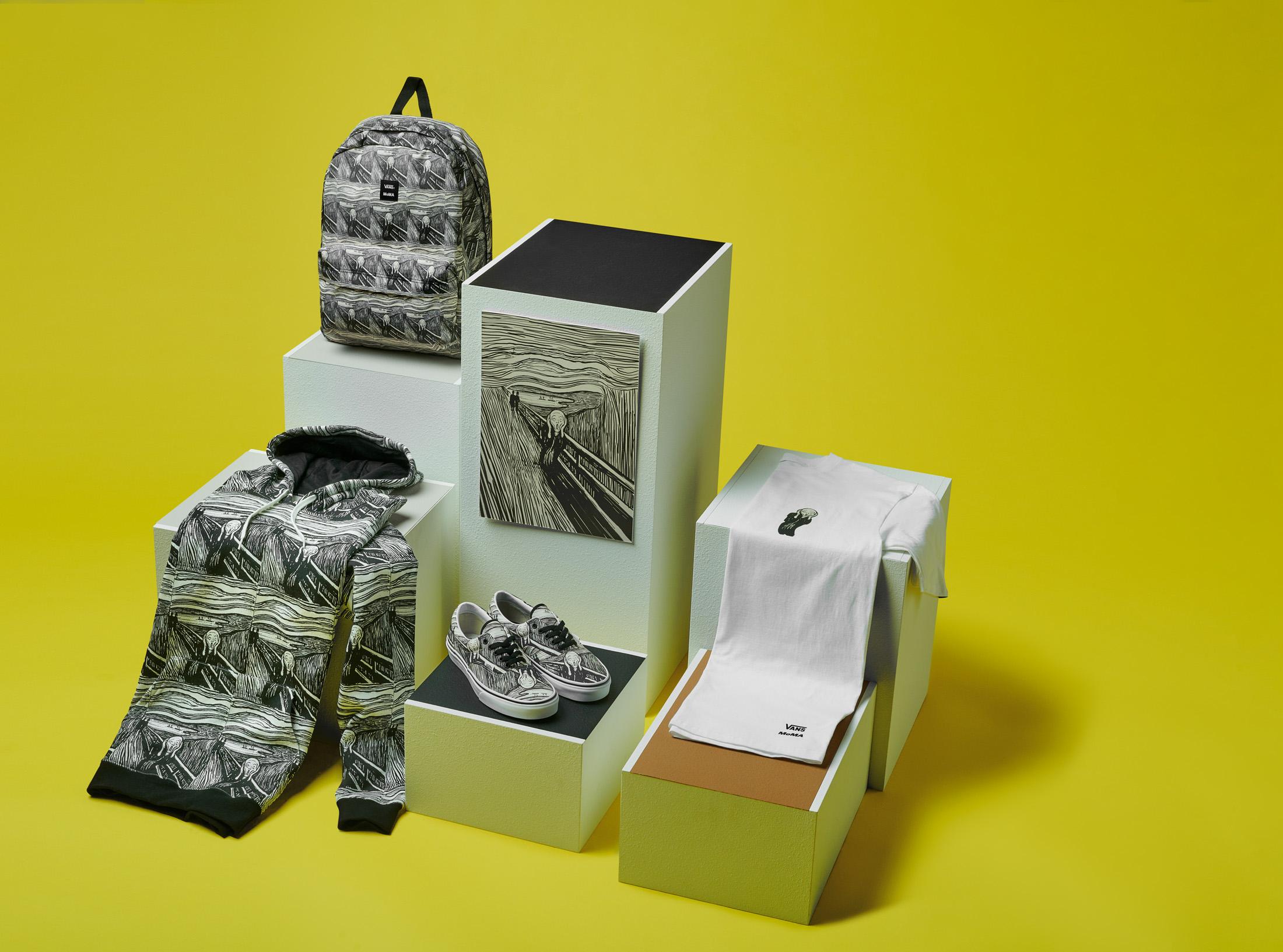 モマ ヴァンズ バンズ コラボ コレクション 限定 第 2弾 MoMA Vans Collaboration Collection Part 2 item