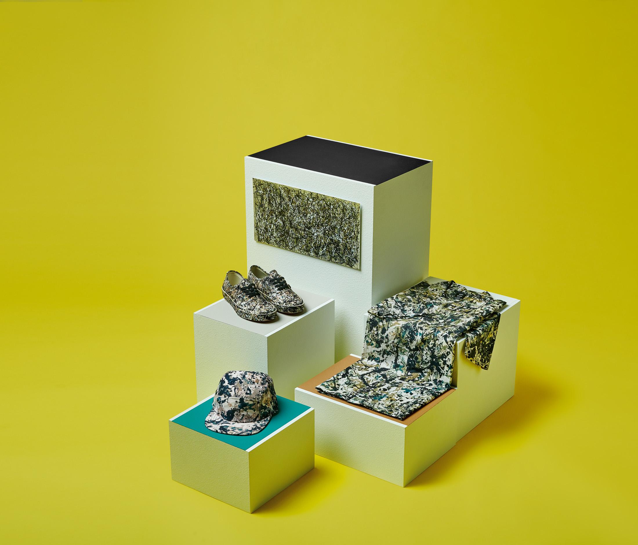 モマ ヴァンズ バンズ コラボ コレクション 限定 第 2弾 MoMA Vans Collaboration Collection Part 2 release