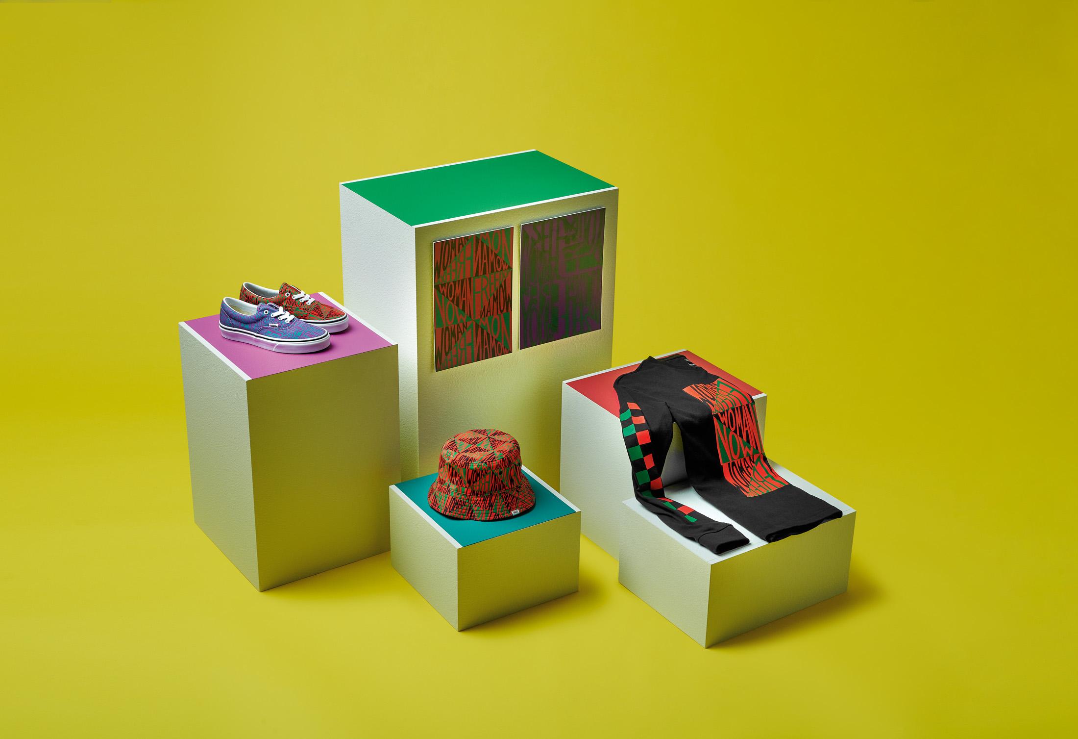 モマ ヴァンズ バンズ コラボ コレクション 限定 第 2弾 MoMA Vans Collaboration Collection Part 2 release item アパレル