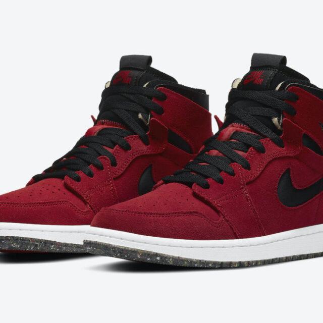 ナイキ エア ジョーダン 1 ハイ ズーム レッド スエード Nike Air Jordan 1 High Zoom Red Suede CT0978-600 main