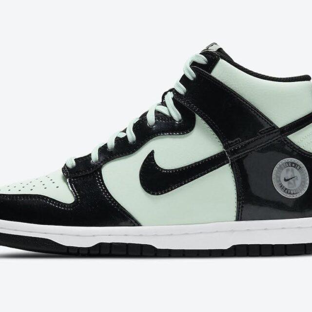 """ナイキ ダンク ハイ """"オールスター"""" Nike-Dunk-High-All-Star-2021-DD1846-300-side"""