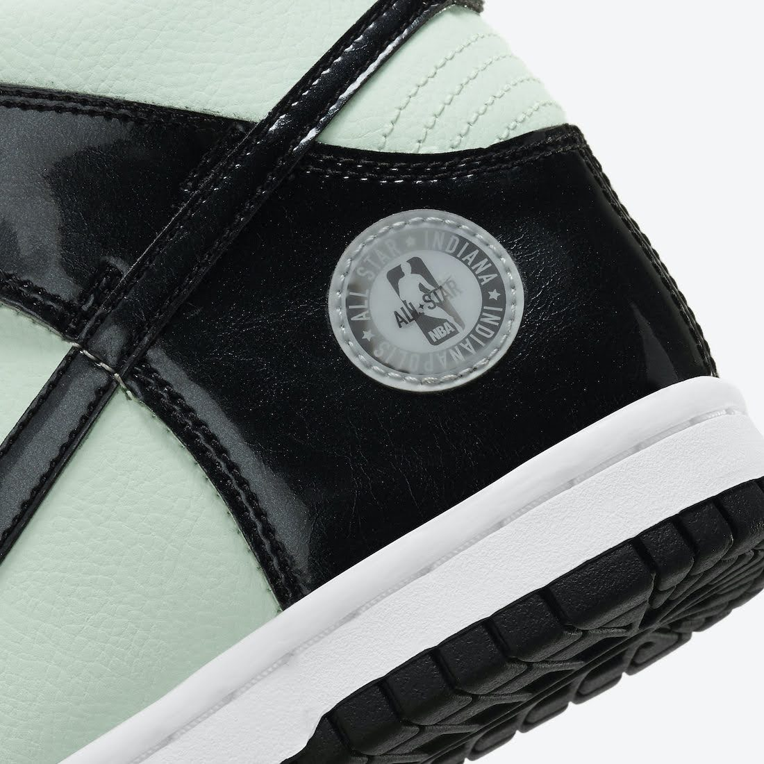 """ナイキ ダンク ハイ """"オールスター"""" Nike-Dunk-High-All-Star-2021-DD1846-300-heel-detail"""