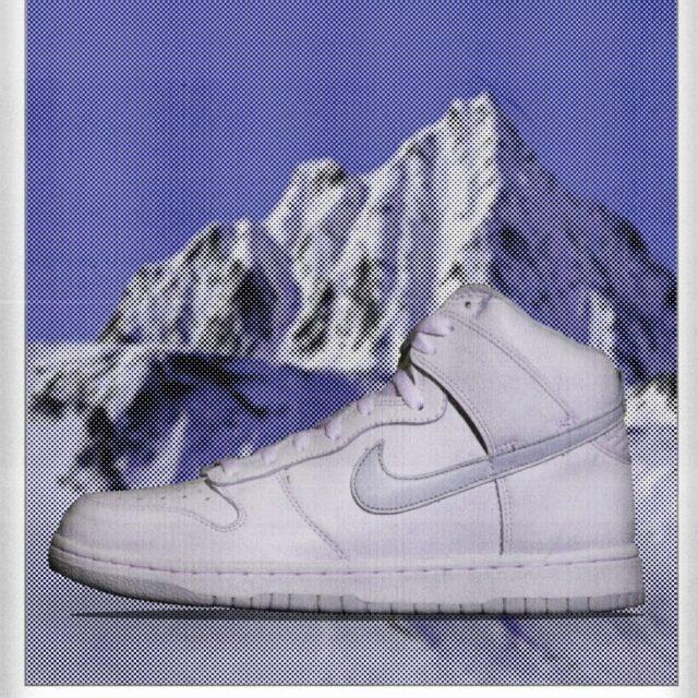 Nike Dunk High White Pure Platinum CZ8149-101 ナイキ ダンク ハイ ホワイト ピュア プラチナム UNION