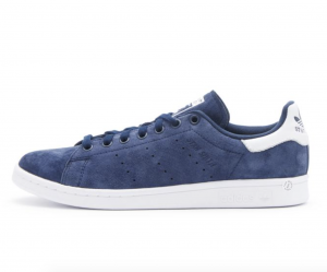 adidas スタンスミス スエード ブルー:adidas_stansmith_suede_blue