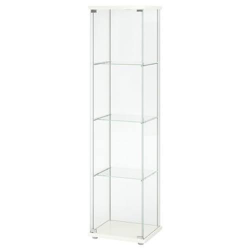 1:飾る収納 sneakers_interior_ideas_detolf-glass-door-cabinet