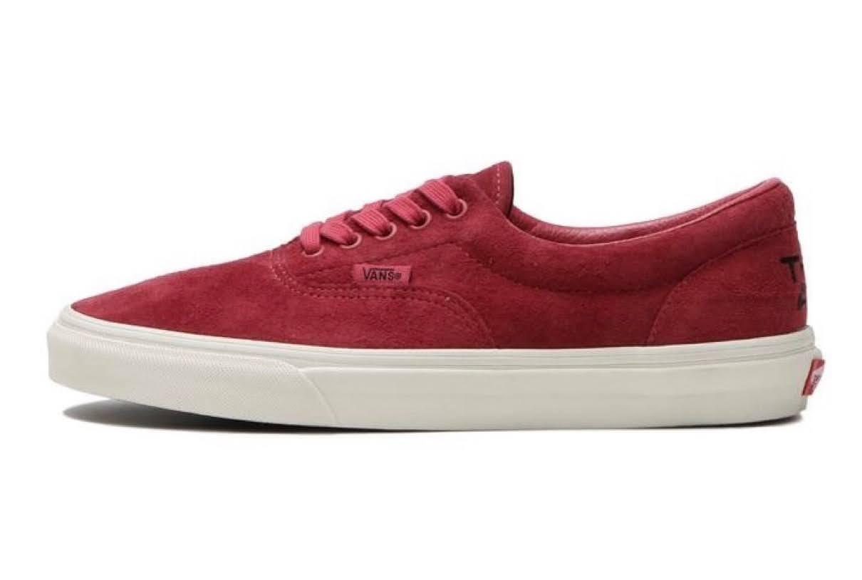 """バンズ x ゼイ アー """"ザ イヤー オブ ザ OX"""" コレクション vans-they-are-the-yaer-of-the-ox-collection-era-red"""