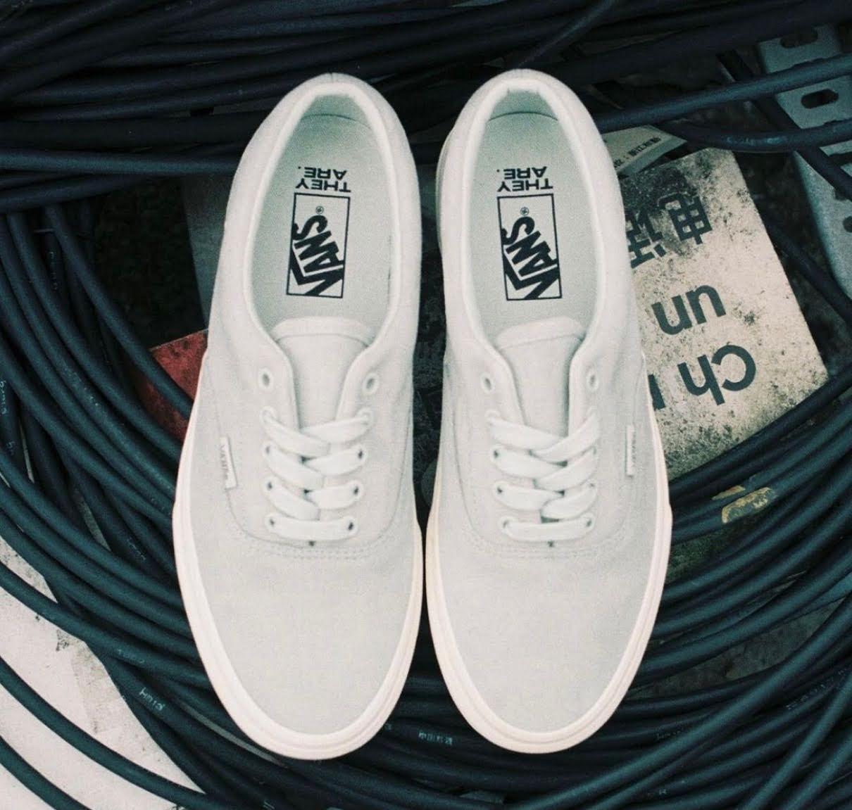 """バンズ x ゼイ アー """"ザ イヤー オブ ザ OX"""" コレクション vans-they-are-the-yaer-of-the-ox-collection-era-grey-look"""