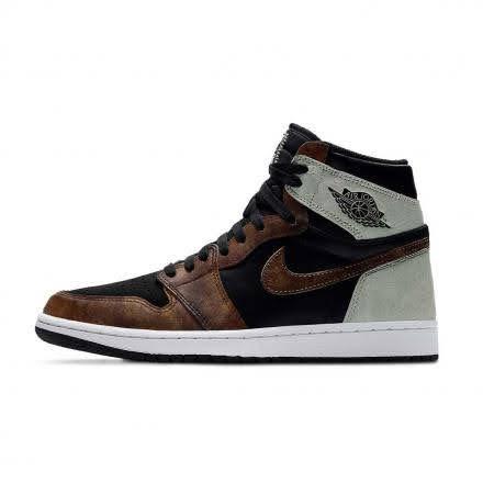 """ナイキ エア ジョーダン 1 レトロ ハイ OG """"フレッシュミント""""-Nike-Air-Jordan-1-Fresh-Mint-555088-033-side"""
