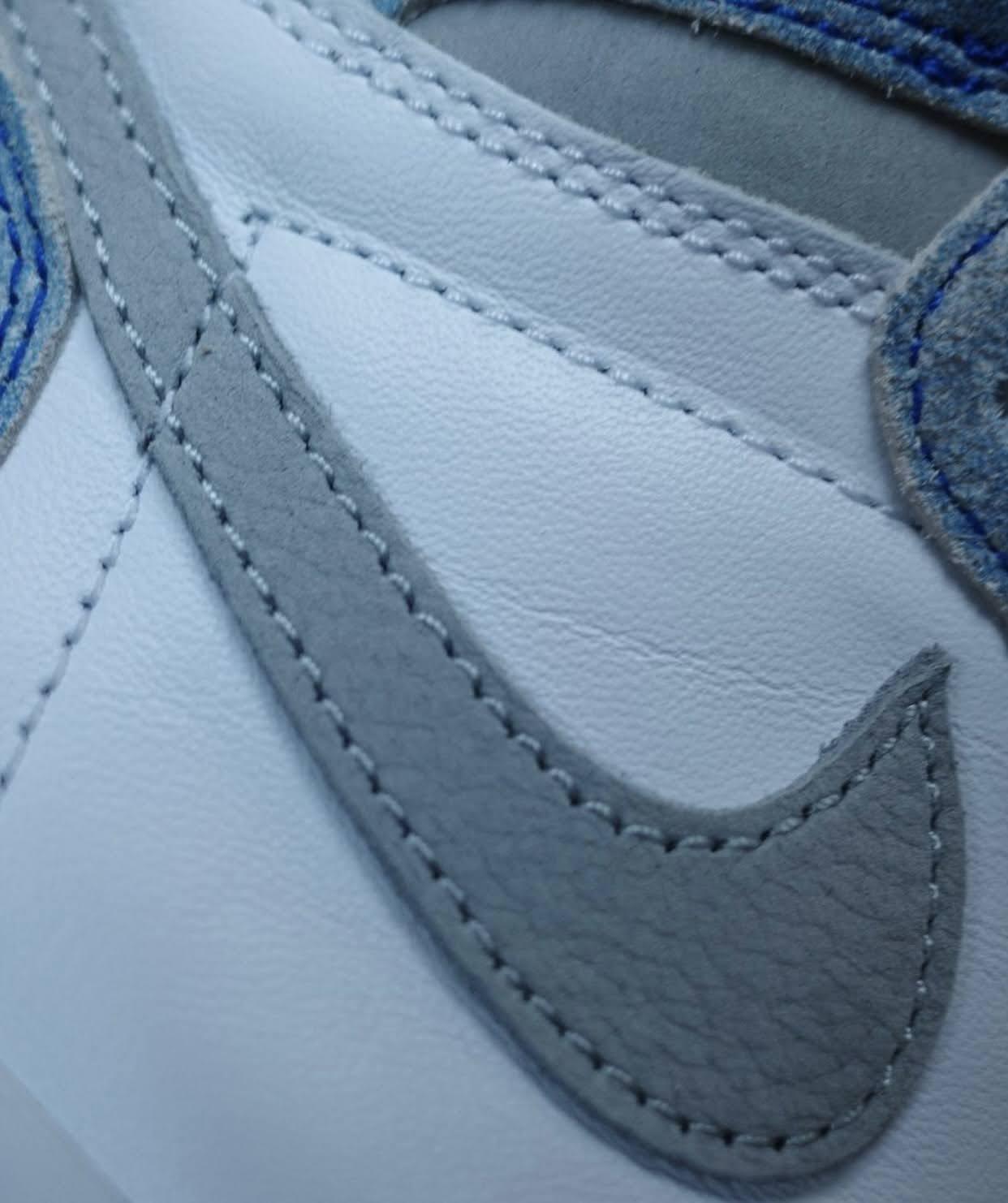 """ナイキ エア ジョーダン 1 ハイ OG """"ハイパーロイヤル"""" Nike-Air-Jordan-1-Hyper-Royal-555088-402-7-side-logo"""