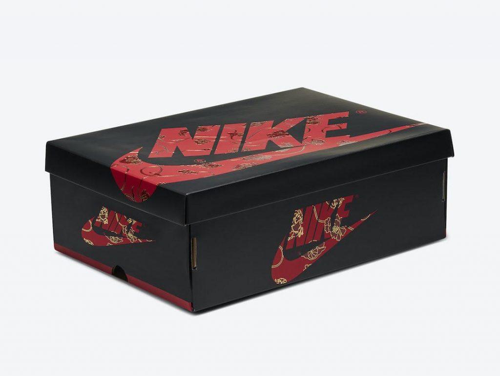 """ナイキ エア ジョーダン 1 レトロ ロー OG """"チャイニーズニューイヤー""""-nike-Air-Jordan-1-Low-CNY-Chinese-New-Year-DD2233-001-box"""