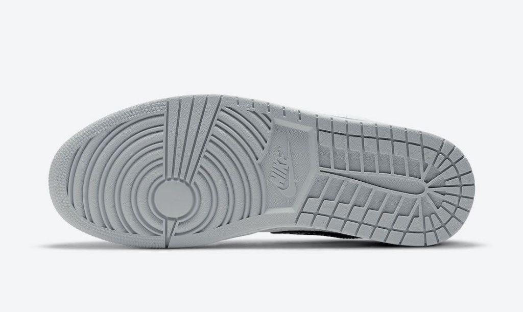 """ナイキ エア ジョーダン 1 ロー PRM """"エレファントプリント""""-Nike-Air-Jordan-1-Low-PRM-Elephant-Print-DH4269-100-sole"""