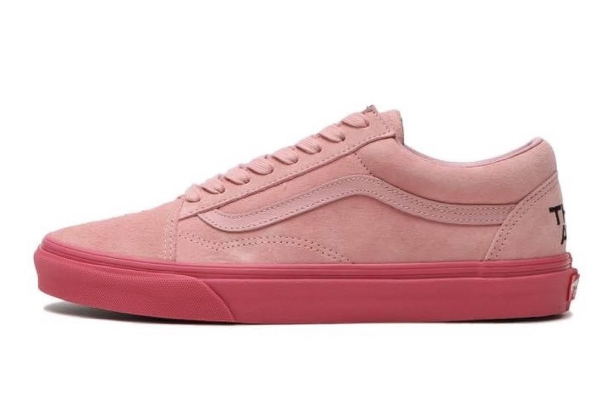 """バンズ x ゼイ アー """"ザ イヤー オブ ザ OX"""" コレクション vans-they-are-the-yaer-of-the-ox-collection-oldskool-pink"""