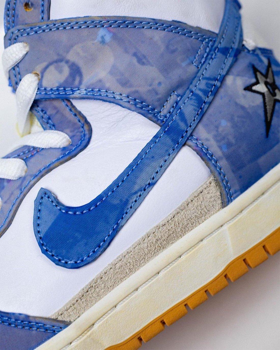 カーペット カンパニー × ナイキ SB ダンク ハイ Carpet-Company-x-Nike-SB-Dunk-High-CV1677-100-main detail