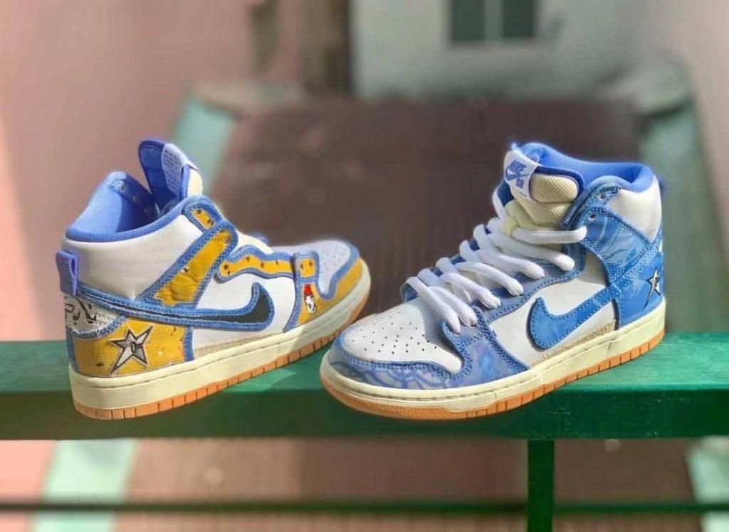カーペット カンパニー × ナイキ SB ダンク ハイ Carpet-Company-x-Nike-SB-Dunk-High-CV1677-100-pair-main