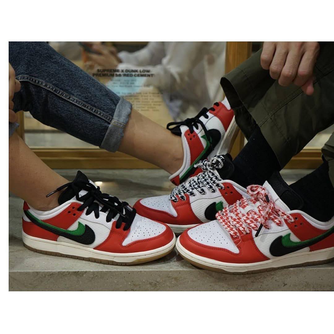フレーム スケートボード ナイキ コラボ ダンク ロー ハビビ Frame-Skate-Nike-SB-Dunk-Low-Habibi-CT2550-600