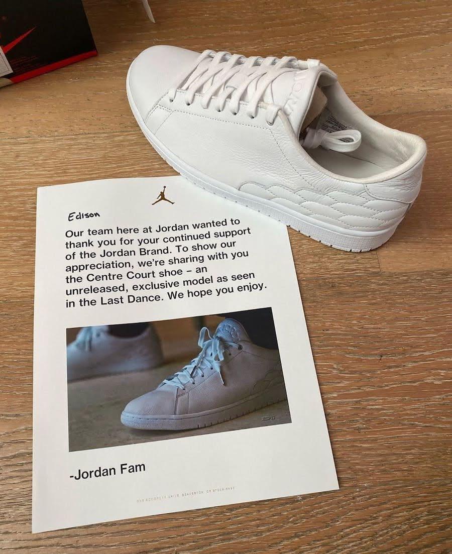 ナイキ ジョーダン センター コート ホワイト Jordan-Centre-Court-White-DJ2756-100 instagram