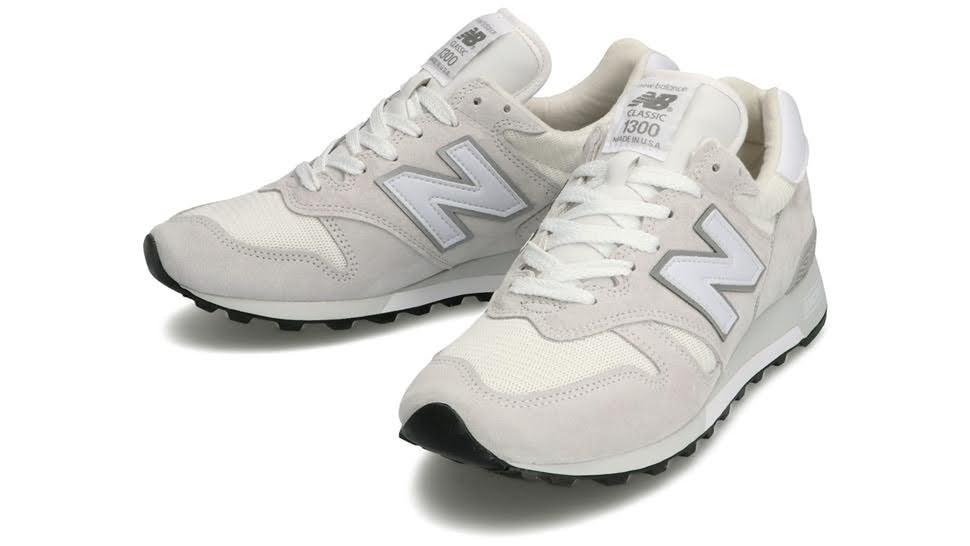 ニューバランス M1300 CLW ホワイト-new-balance-M1300CLW-pair