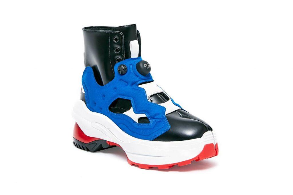 衝撃のコラボモデル:Maison Margiela×Reebok Collaboration Maison-Margiela-x-Reebok-Tabi-Instapump-Fury-Lo-Shoes-blue