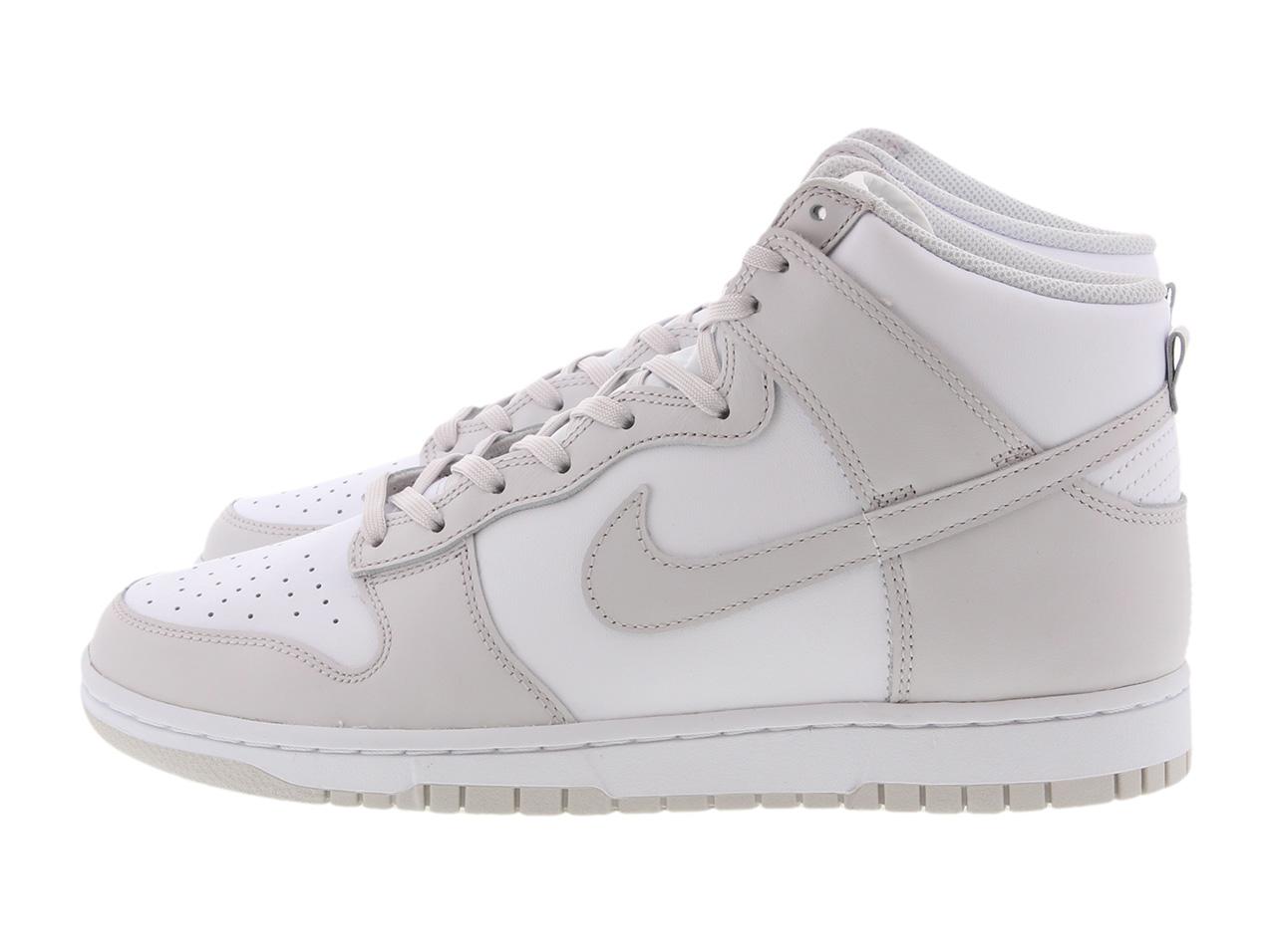 """ナイキ ダンク ハイ """"バスト グレー"""" Nike-Dunk-High-Vast-Grey-DD1399-100-pair"""