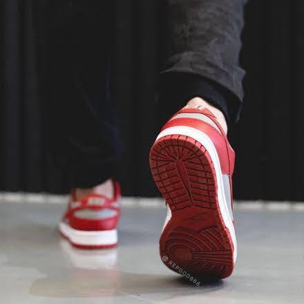 """ナイキ ダンク ロー """"UNLV""""-Nike-Dunk-Low-UNLV-DD1391-002-style"""