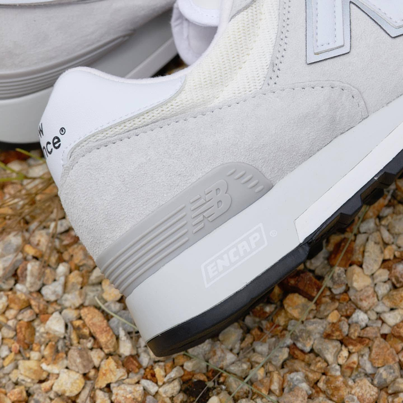 ニューバランス 1300 ホワイト USA モデル New-Balance-M1300-CLW-White atmos heel