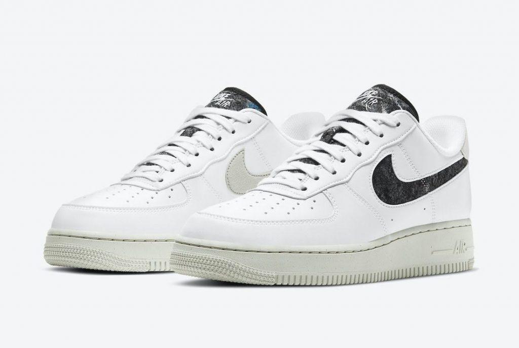 ナイキ エア フォース 1 07 SE Nike-Air-Force-1-07-SE-DA6682-100-pair