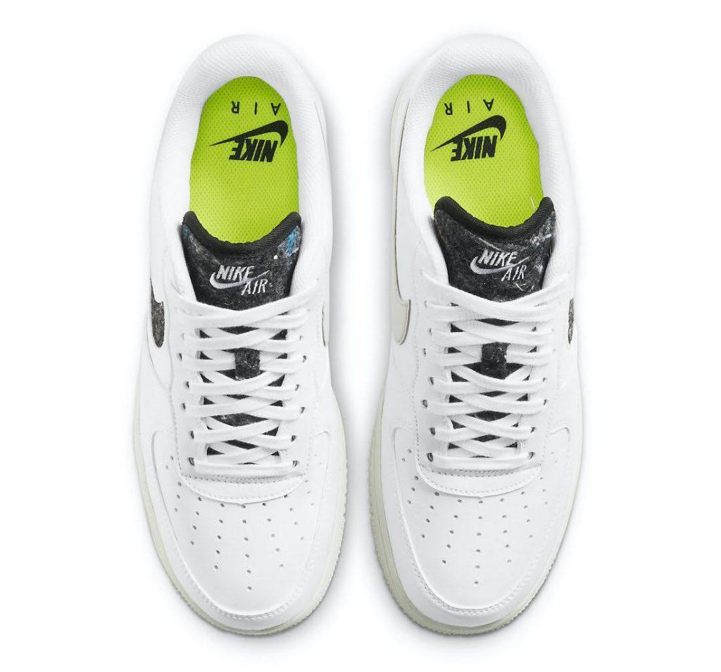 ナイキ エア フォース 1 07 SE Nike-Air-Force-1-07-SE-DA6682-100-top