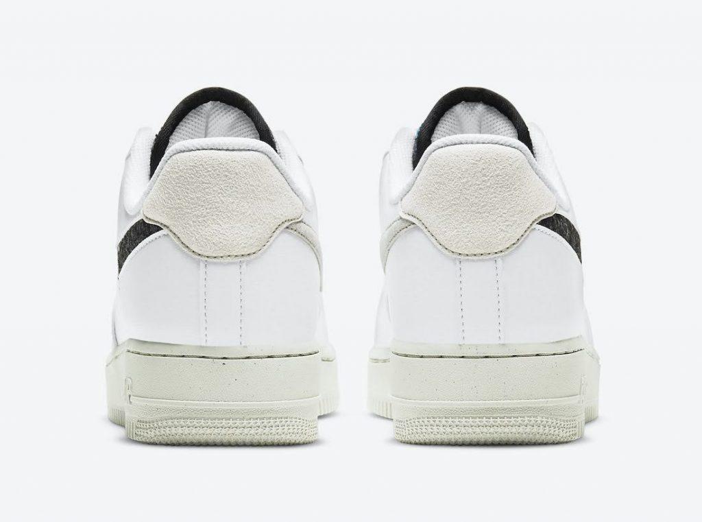 ナイキ エア フォース 1 07 SE Nike-Air-Force-1-07-SE-DA6682-100-heel