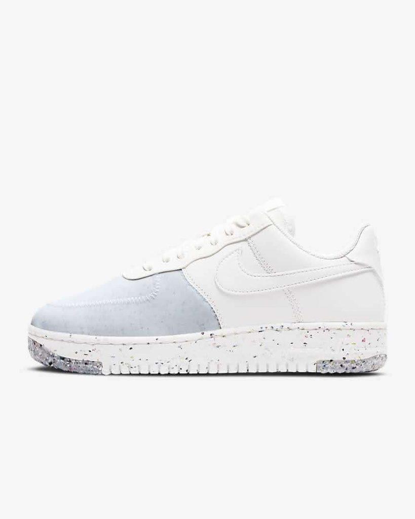 【2位】Nike エアフォース1 2020-ladies-sneakers-ranking-Nike-Air-Force-1-Crater