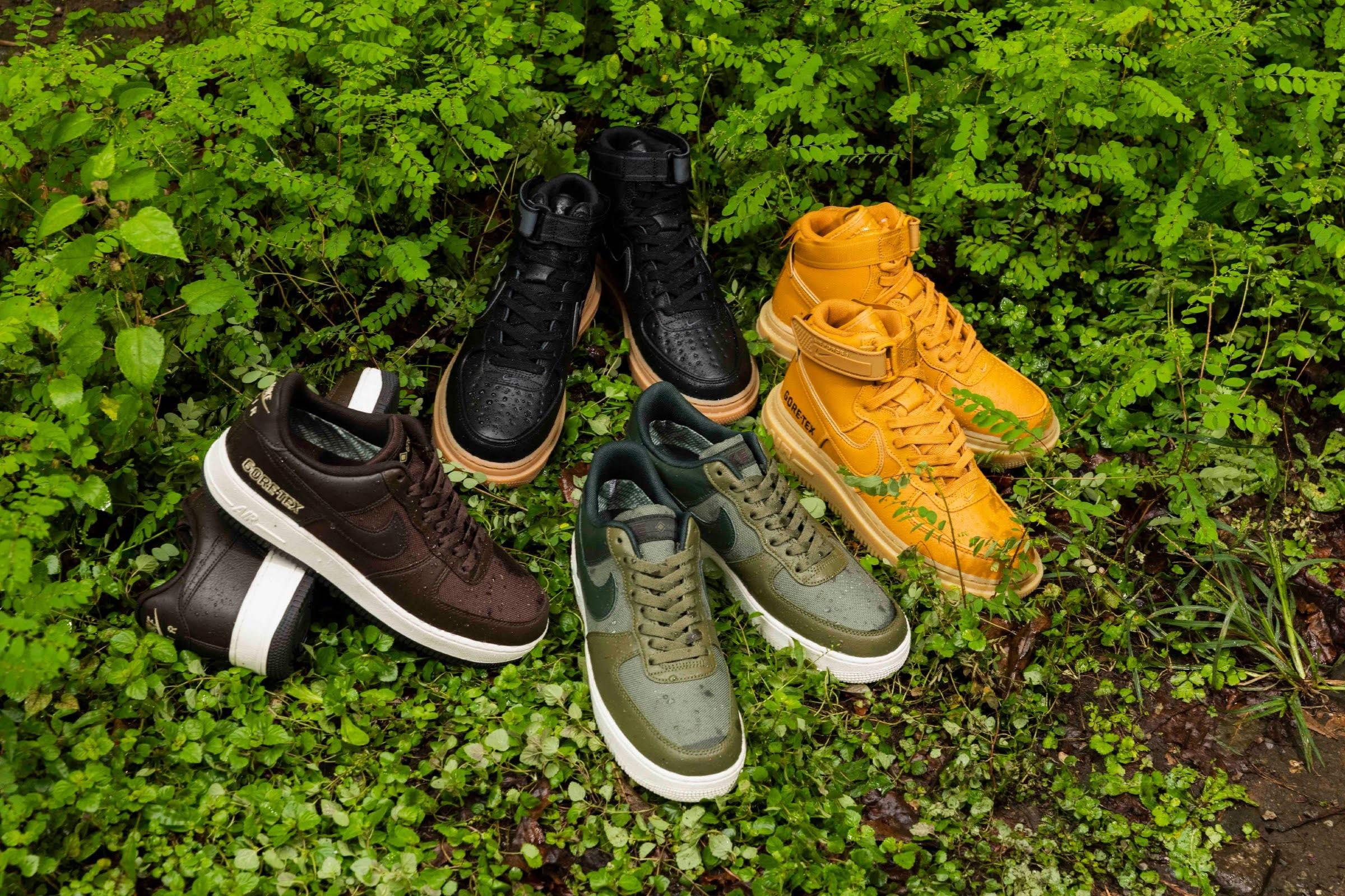 ナイキ エア フォース 1 ゴアテックス スニーカー ブーツ Nike-Air-Force-1-Gore-Tex-Sneaker-Boots