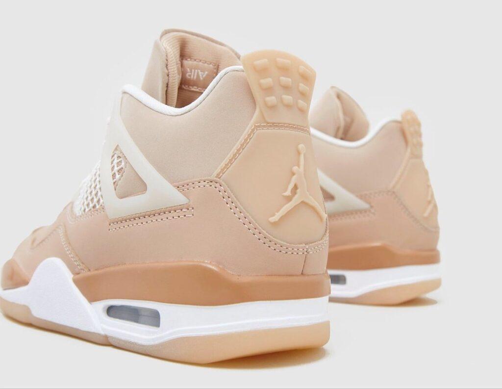 ナイキ エア ジョーダン 4 シマー Nike-Air-Jordan-4-Shimmer-DJ0675-200-detail-heel
