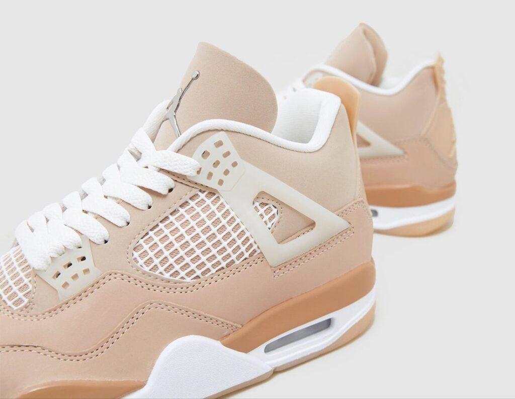 ナイキ エア ジョーダン 4 シマー Nike-Air-Jordan-4-Shimmer-DJ0675-200-detrail