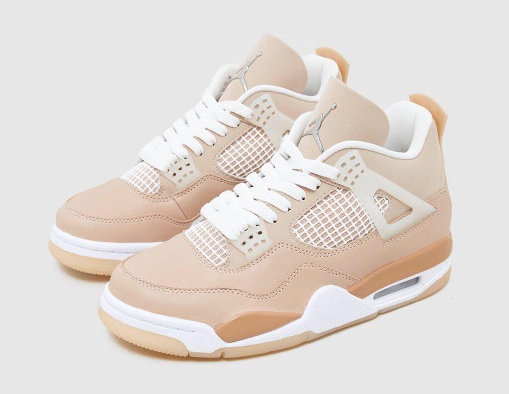 ナイキ エア ジョーダン 4 シマー Nike-Air-Jordan-4-Shimmer-DJ0675-200-pair