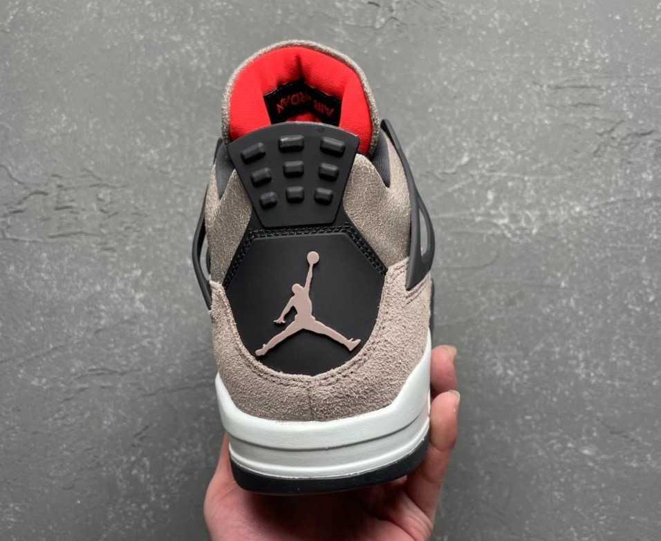 "Nike Air Jordan 4 ""Taupe Haze"" ナイキ エア ジョーダン 4 ""タープヘイズ"" Taupe Haze/ Oil Grey-Off White-Infrared 23 DB0732-200"