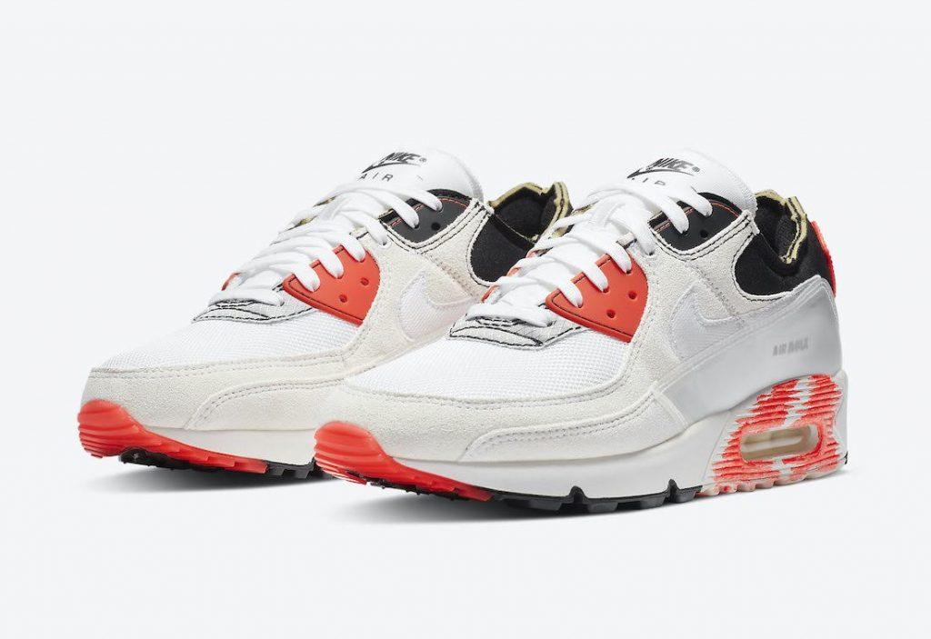 ナイキ エアマックス 3 プレミアム Nike-Air-Max-90-Archetype-DC7856-100-pair