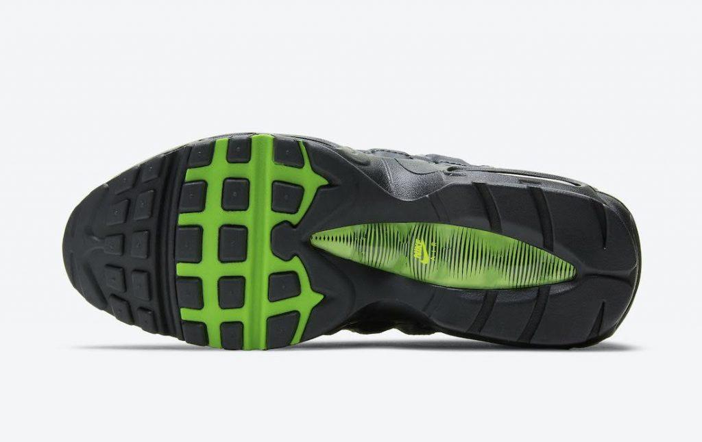 """ナイキ エア マックス 95 SE """"ライトチャコール""""-Nike-Air-Max-95-SE-Light-Charcoal-DD1502-001-sole"""