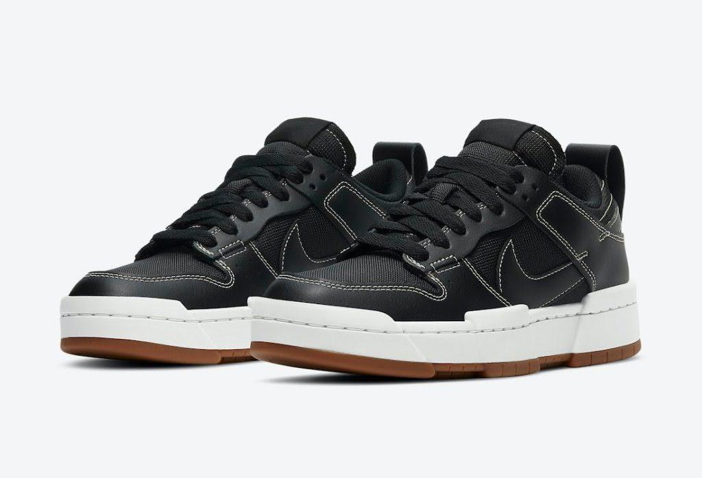 Nike WMNS Dunk Low Disrupt Black Gum nike-wmns-dunk-Nike-Dunk-Low-Disrupt-CK6654-002
