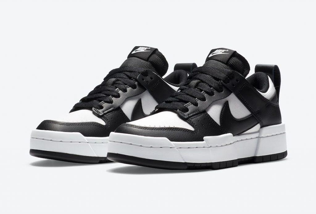 Nike WMNS Dunk Low Disrupt Black White-nike-wmns-dunk-Nike-Dunk-Low-Disrupt-Womens-CK6654-102