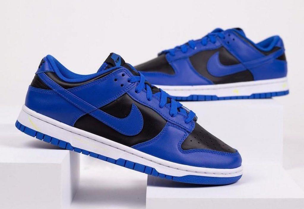 """ナイキ ダンク ロー """"ハイパー コバルト"""" Nike-Dunk-Low-Hyper-Cobalt-DD1391-001-pair-side"""