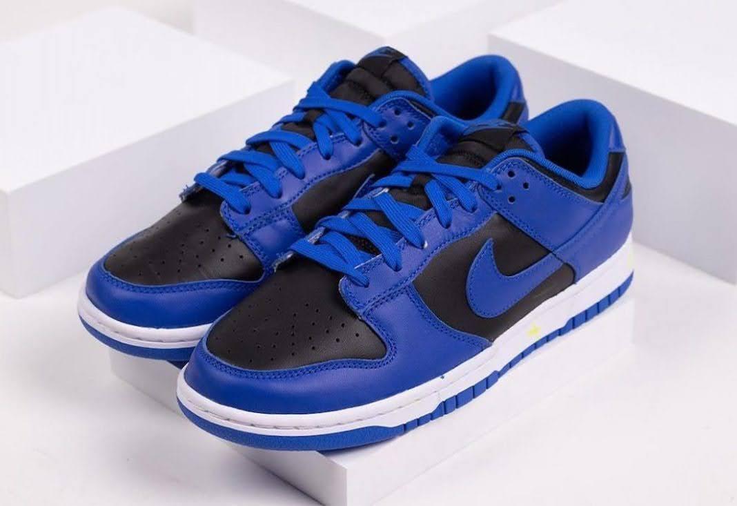 """ナイキ ダンク ロー """"ハイパー コバルト"""" Nike-Dunk-Low-Hyper-Cobalt-DD1391-001-pair-main"""