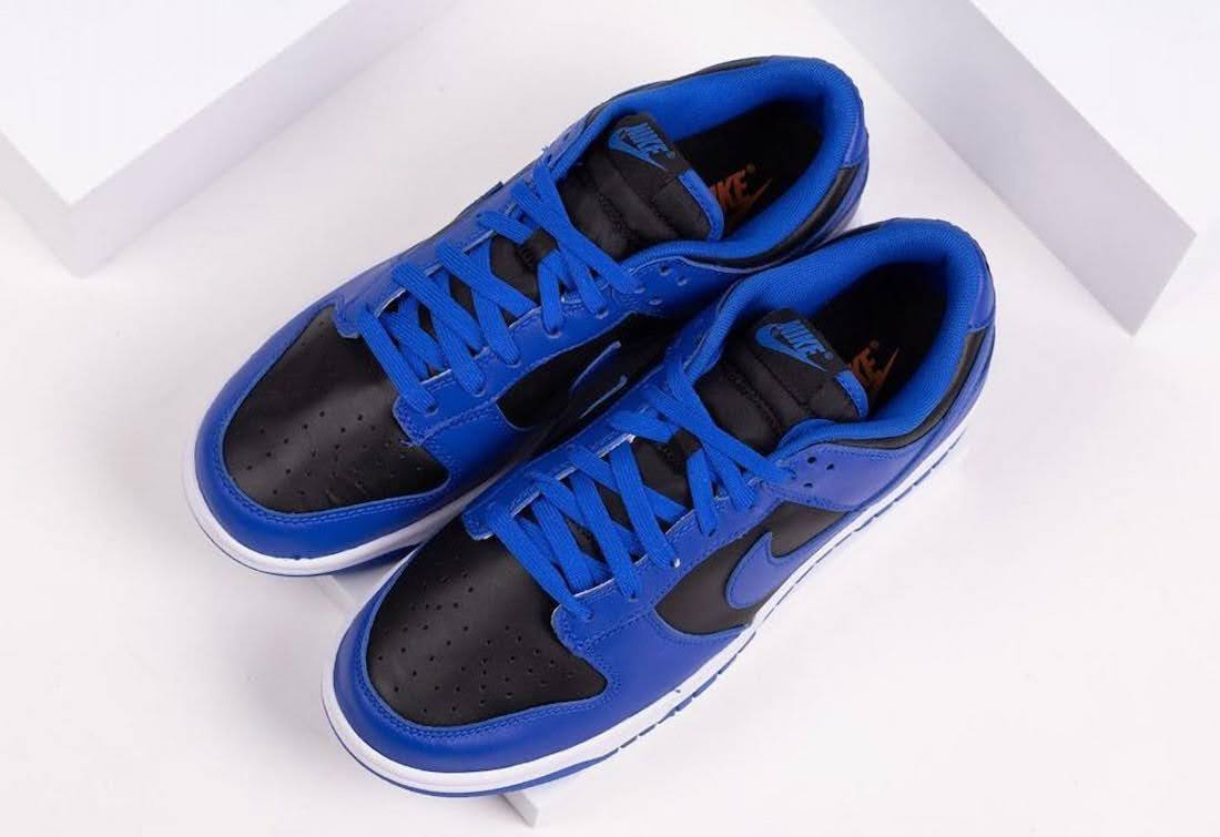 """ナイキ ダンク ロー """"ハイパー コバルト"""" Nike-Dunk-Low-Hyper-Cobalt-DD1391-001-pair-top"""