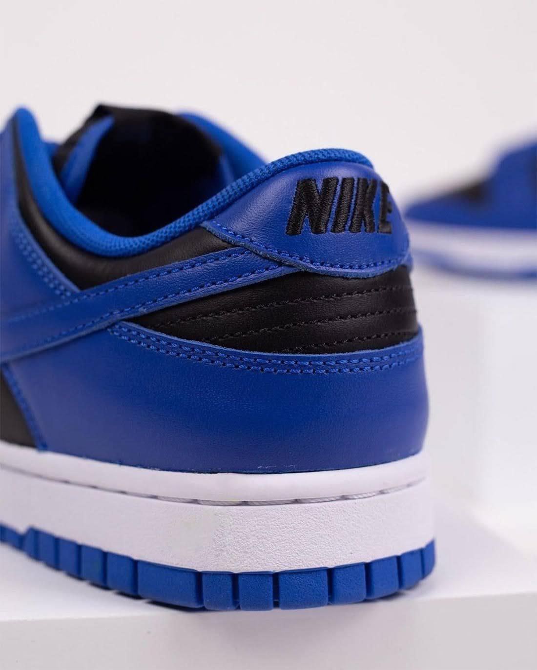 """ナイキ ダンク ロー """"ハイパー コバルト"""" Nike-Dunk-Low-Hyper-Cobalt-DD1391-001-heel"""