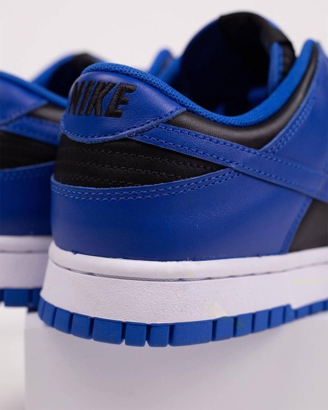 """ナイキ ダンク ロー """"ハイパー コバルト"""" Nike-Dunk-Low-Hyper-Cobalt-DD1391-001-heel2"""