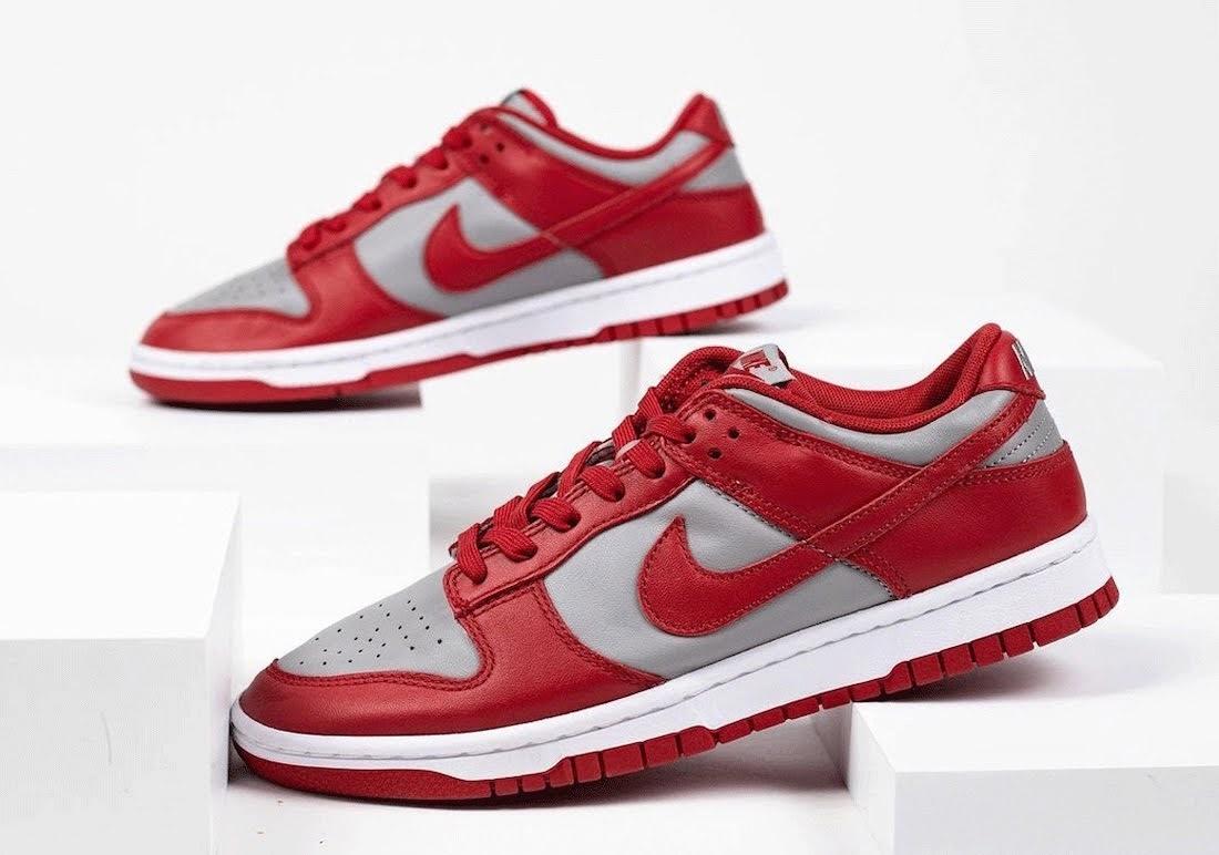 """ナイキ ダンク ロー """"UNLV""""-Nike-Dunk-Low-UNLV-DD1391-002-pair-main"""
