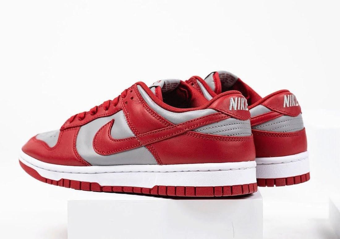 """ナイキ ダンク ロー """"UNLV""""-Nike-Dunk-Low-UNLV-DD1391-002-pair-back"""
