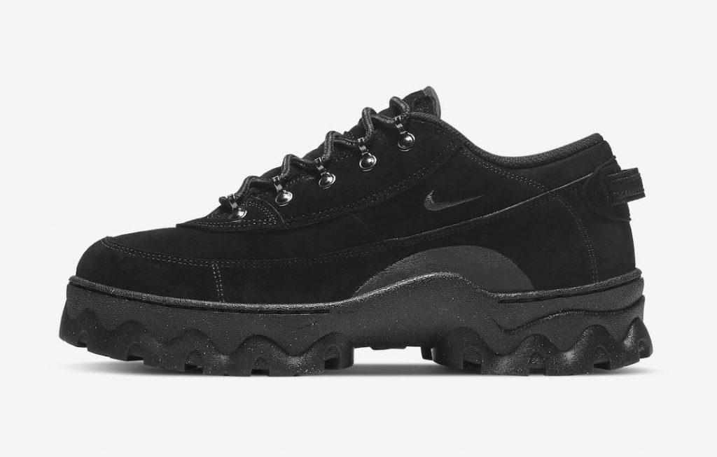 """ナイキ ウィメンズ ラハール ロー """"ブラック"""" Nike-Lahar-Low-Black-DB9953-001-side"""